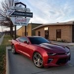 Our Story - Camero After - Auto Body Collision Repair