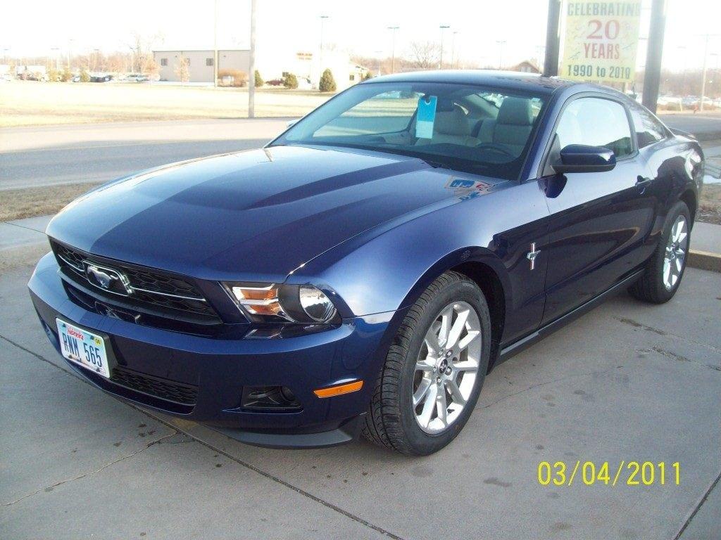 Mustang After - Speidell Bodyworks